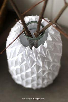 Ein Schweizer Garten: Kreatives Aus Papier, Holz Und Schnur