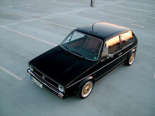 VW Golf <3
