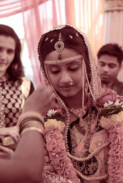 sweet maharashtrian bride