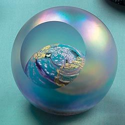 Planet Venus Paperweight: