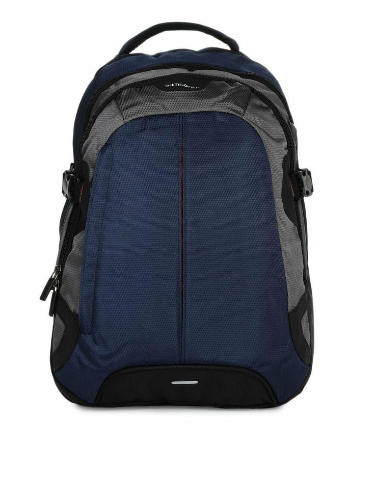 Samsonite Laptop Bag Unisex Blue