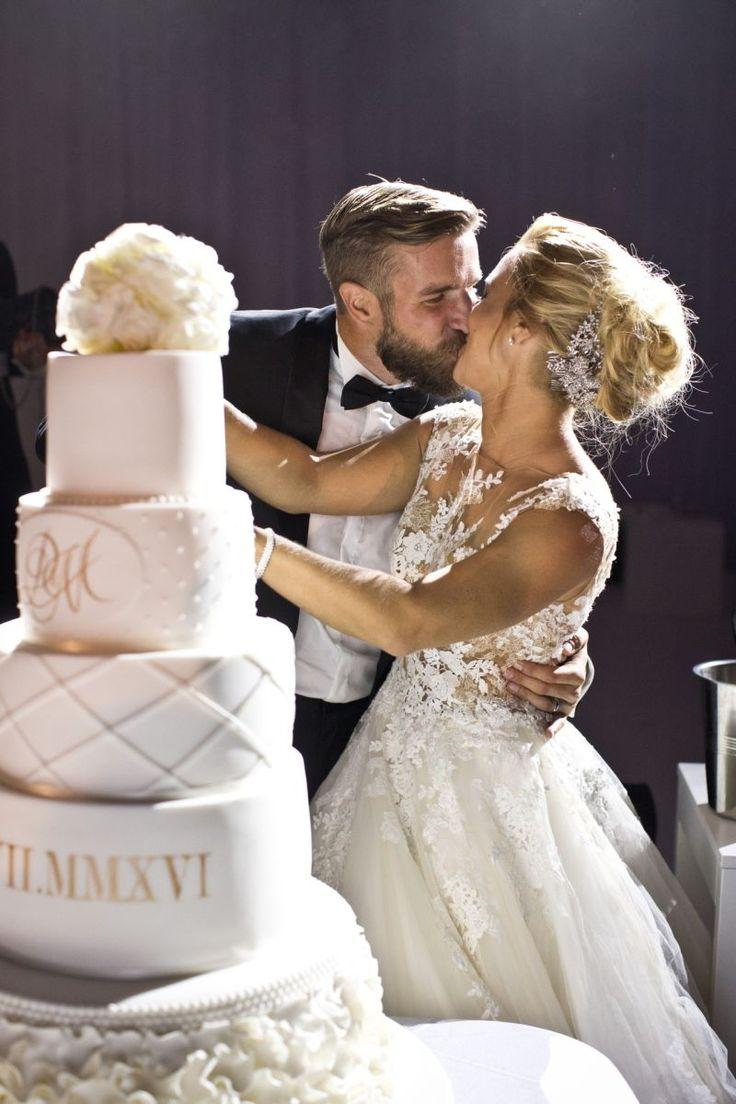 Tennis player Dominika Cibulkova gets married | REAL BRIDES ...