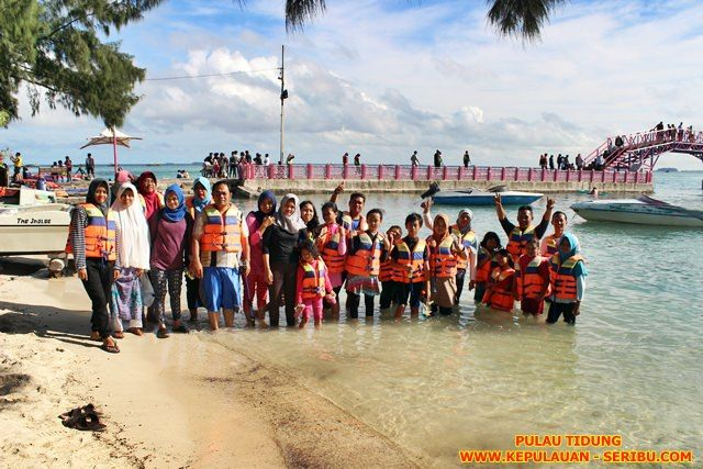 Outing Pulau Tidung