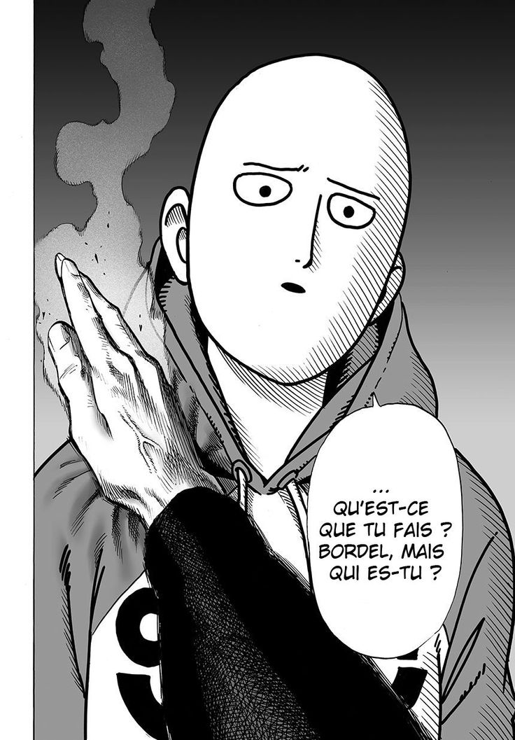 Scan One Punch Man 74 VF page 9