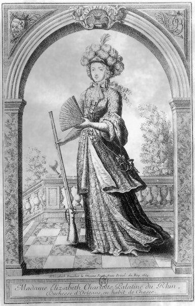 Liselotte von der Pfalz,1689