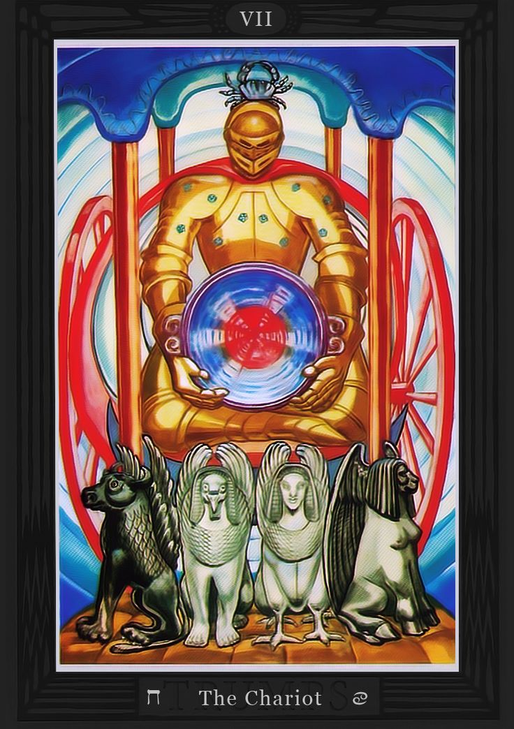 22 Best Thoth Tarot Images On Pinterest