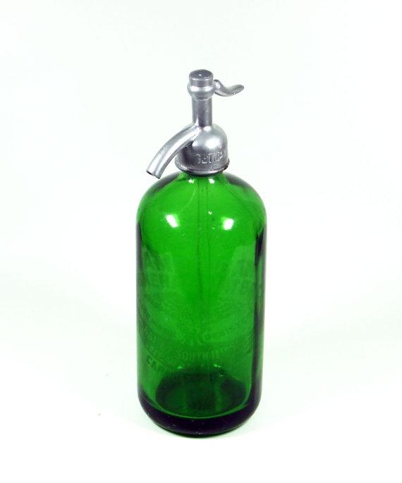 vintage canadian seltzer bottles