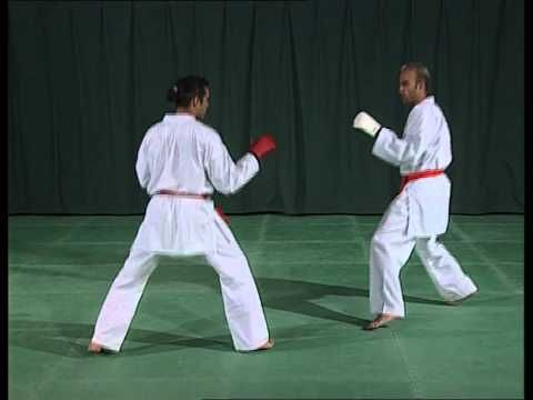 Video Karate - Technique Kumite Part 1 by Alexandre Biamonti - YouTube💪
