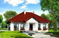 Casă de vis cu stil arhitectural unic in suprafată de 108 m²