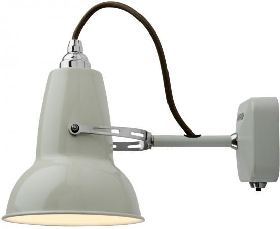 £72 13cm light 8cm backplate Anglepoise Original 1227 wall light - Holloways of Ludlow