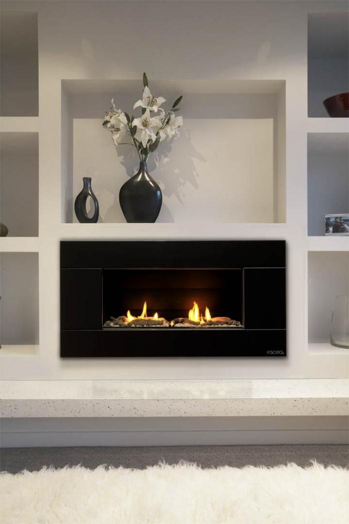 Fireplace Design modern fireplace inserts : The 25+ best Modern gas fireplace inserts ideas on Pinterest | Gas ...