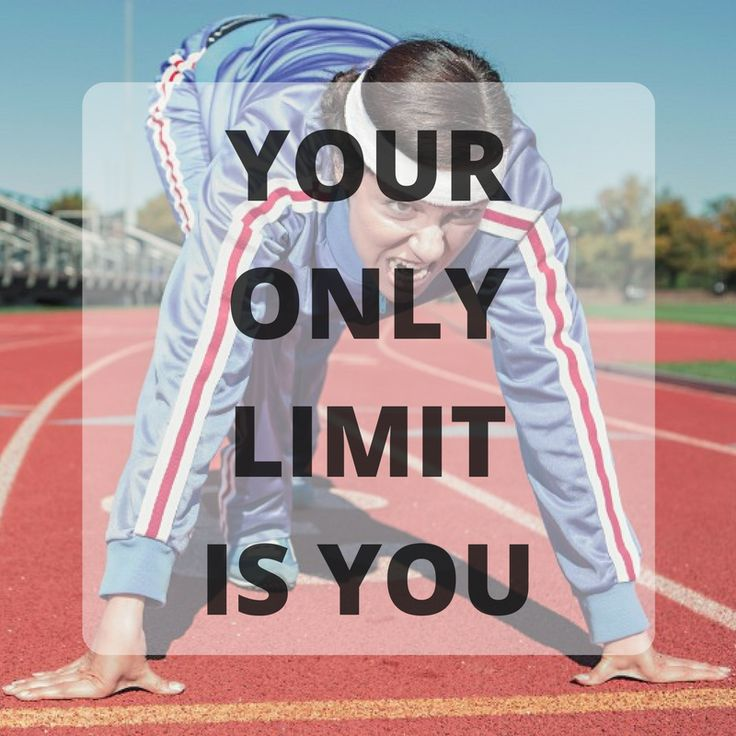 Your only limit is you. http://newestweightloss.com #weightloss #diet #weightlossmotivation #fitspo