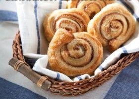 Cinnamon Danish Pastry Recipe