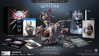 myneblogelectronicslcdphoneplaystatyon: The Witcher: Wild Hunt Collector's Edition