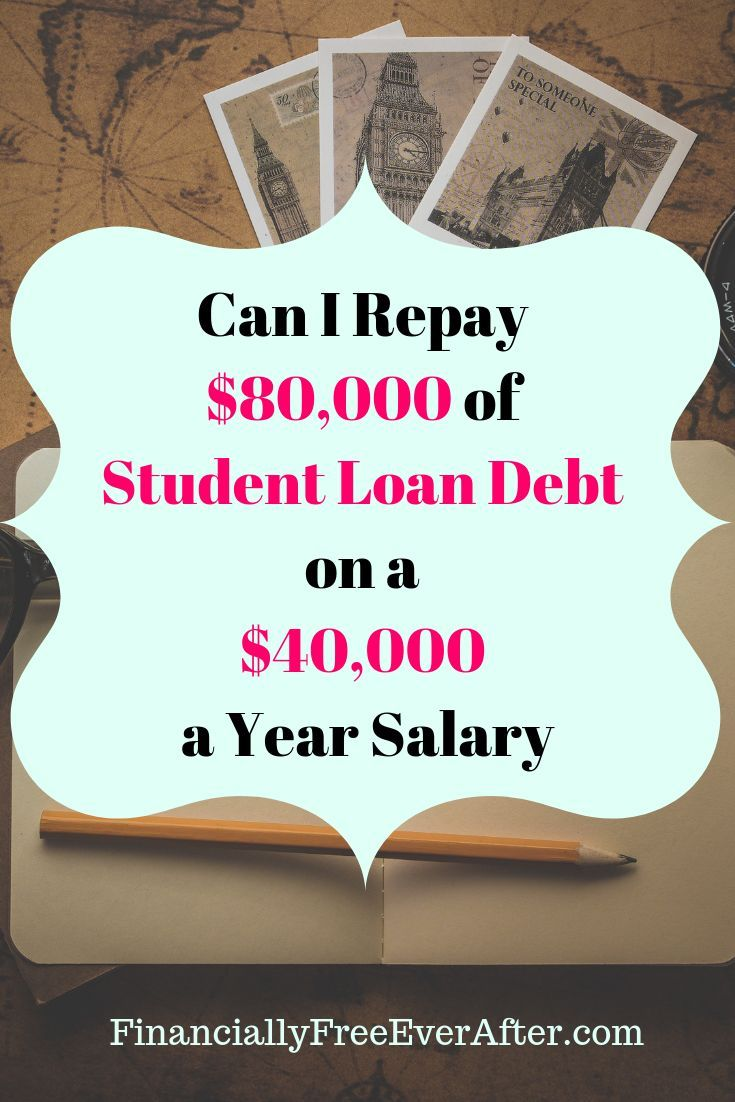 How I Plan on Repaying Over $80,000 of Debt | Debt Free
