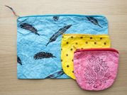 How to make an Upcycle Pouch - Creativebug