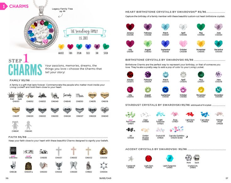Origami Owl Birthstone Charms Origami Tutorial Lets Make It