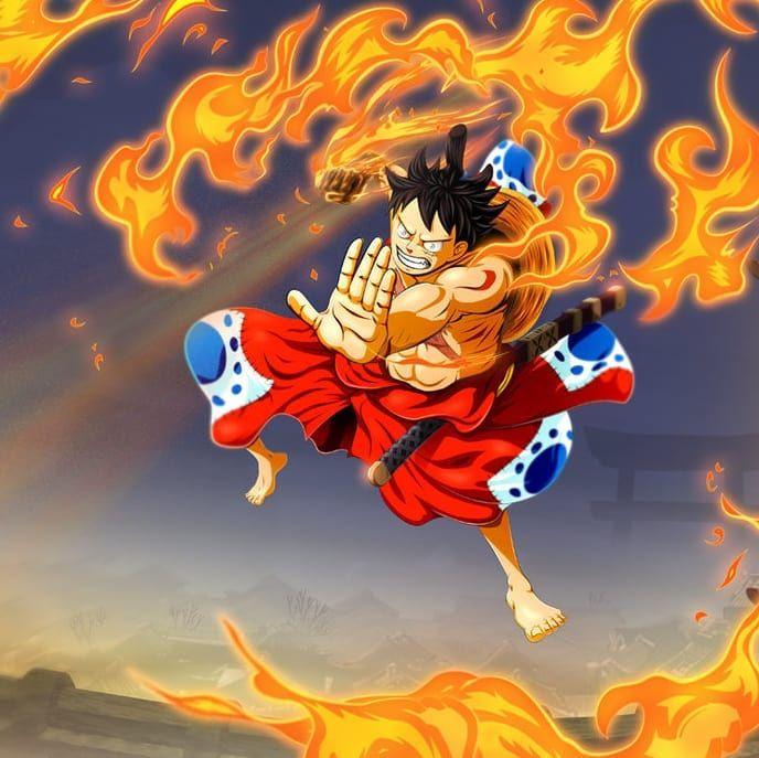 Wallpaper Hd One Piece Wano