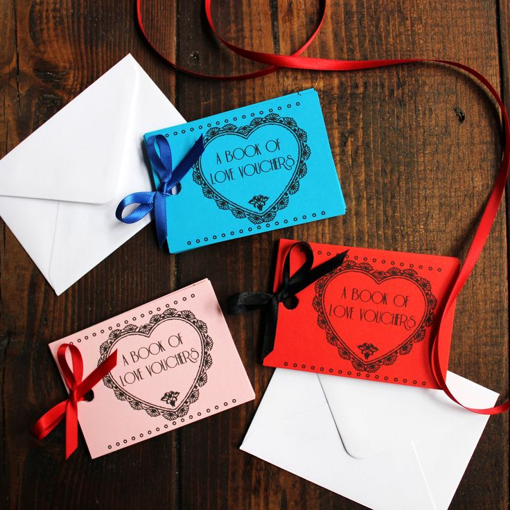 Book of Love Vouchers with personalised cover! #valentine's #day #gift #love #romantic #coupons #vouchers #him #her #cute #valentines #valentine #valentinesday