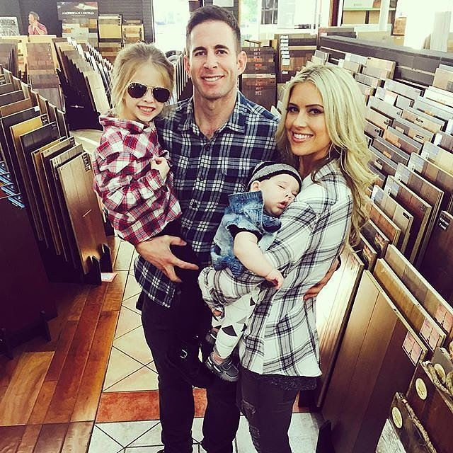 Tarek and Christina El Moussa's Sweet Family Moments Will Make You Melt: As enjoyable as it is to watch Tarek and Christina El Moussa renovating and selling houses on Flip or Flop, it's even more fun to see them off the job and with their adorable family.