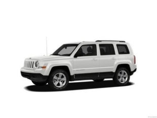another option for our new car...2012 Jeep Patriot Latitude or Limited (I like the white, Matt likes the black) hhmmm....