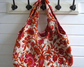 Reversible bag made bij MargOntwerp