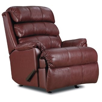 Very comfortable #recliner with tons of options! Fabric or leather, swivel rocker or wall saver, power or manual recliner. Come into Hamilton Sofa and Leather Gallery and check it out!