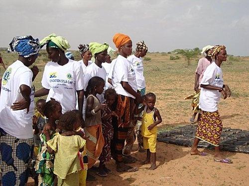 Femmes du village de Mbondy, AFRIKA RANCH au SENEGAL: Village De, Du Village, Women