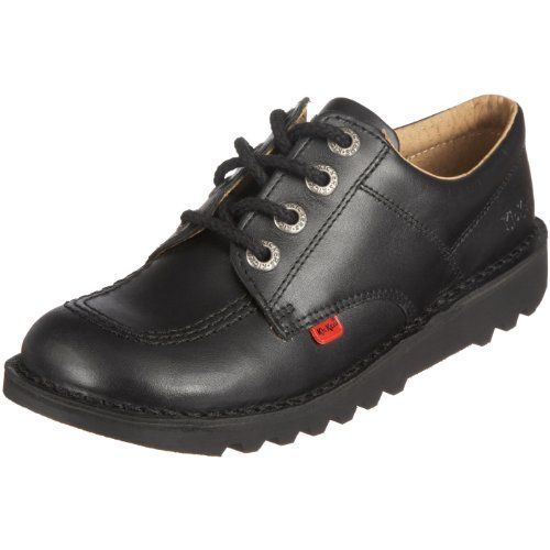 Kickers Kick Lo Core Unisex - Child Lace - Up Flats - Black, 6 UK (39 EU) The original Kick Lo junior shoes from Kickers are great for back to school shoe due to their quality black leather uppers. Renowned for their durability they come with h (Barcode EAN = 5053000839991) http://www.comparestoreprices.co.uk/december-2016-3/kickers-kick-lo-core-unisex--child-lace--up-flats--black-6-uk-39-eu-.asp