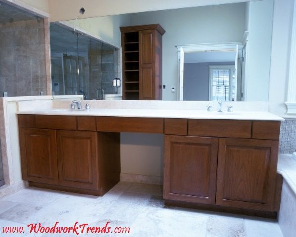 Custom Luxury Furniture Makers in Chicago, IL www.WoodworkTrends.com #Custom #Luxury #Furniture #Chicago #HomeDecor #InteriorDesign #Design #Kitchens #Bathrooms #LivingRooms #BathRooms #Library #Offices