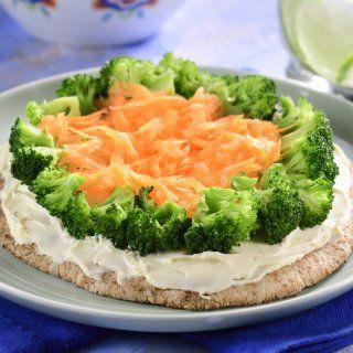 Snack Saludable de Queso y Zanahoria