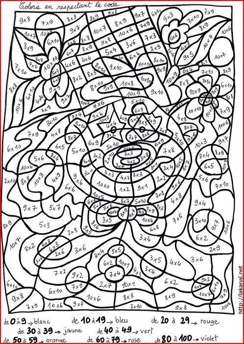 about Coloriage Magique Cp on Pinterest | Kindergartens, Coloriage ...