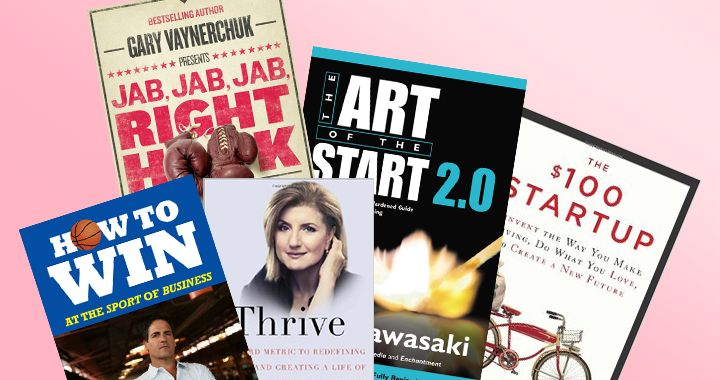 These inspiring entrepreneurial biographies will definitely help you to know more about make successful entrepreneur out of you.  Read More #TheFlexiPortBlog #5BestBooks