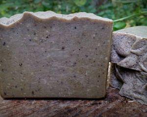 Dead Sea Mud Soap Recipe.  Make your own detoxifying soap makingsoapnaturally.com