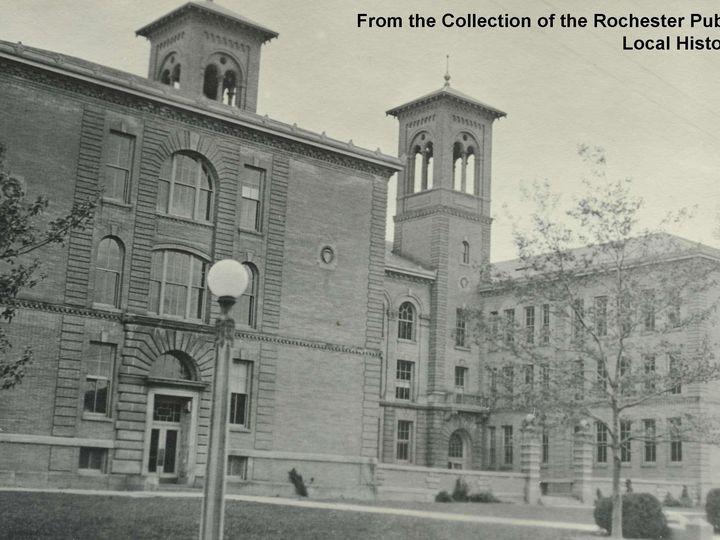 Retrofitting Rochester: East High School