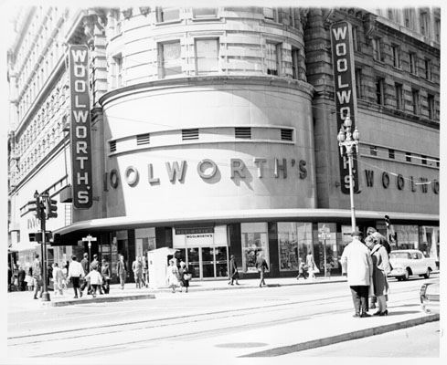 17 best images about retro department stores on pinterest Five and dime stores history