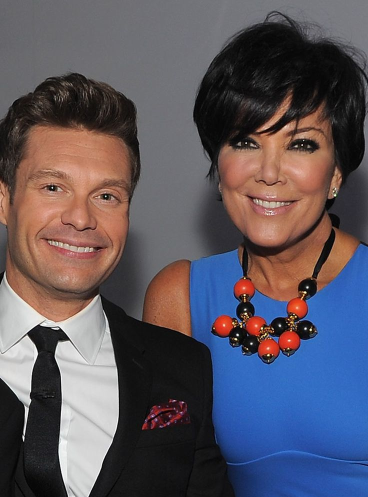 Kris Jenner Texts Ryan Seacrest At 4 a.m. Because Money Never Sleeps http://r29.co/2kjNoXP