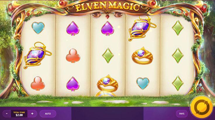Elven Magic - http://www.777free-slots.com/free-slot-online-elven-magic/