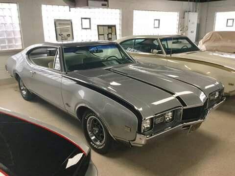 '68 Hurst/Olds
