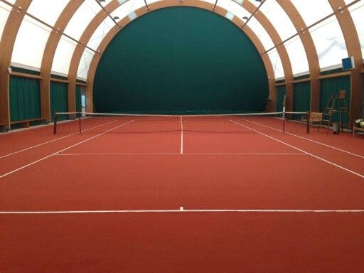 Awesome Tennis Indoor Mantoflex.