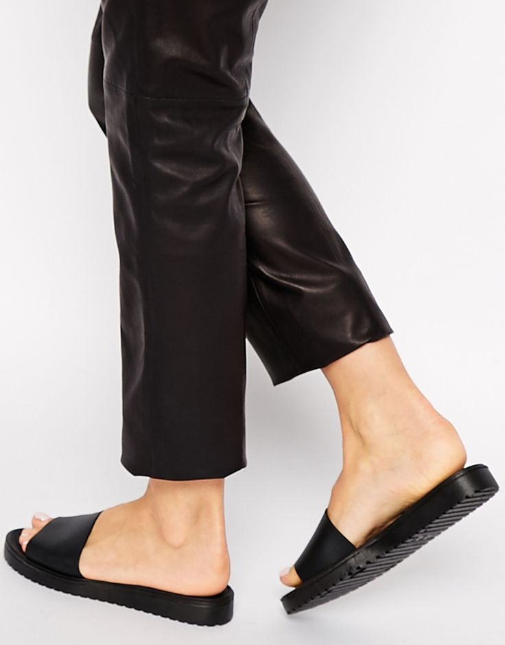 ASOS FRENCH Jelly Sliders