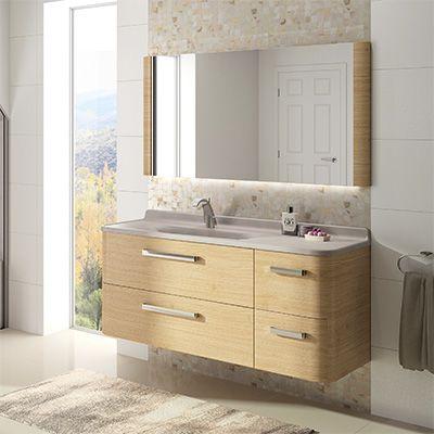 Meubles salle de bains Glam Ambiance Bain | Espace Aubade