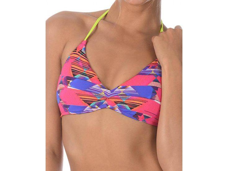 Banana Moon - Bikini top Triangle - Sando Daytona - Roze | Banana Moon Bikini Shop