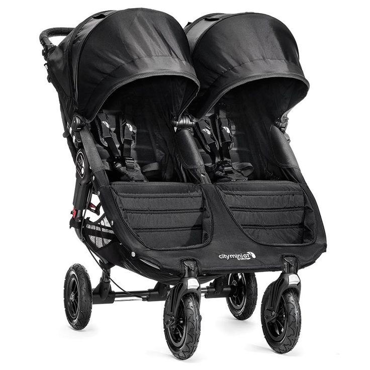 Baby JoggerCity Mini GT Double - colore: Black Black