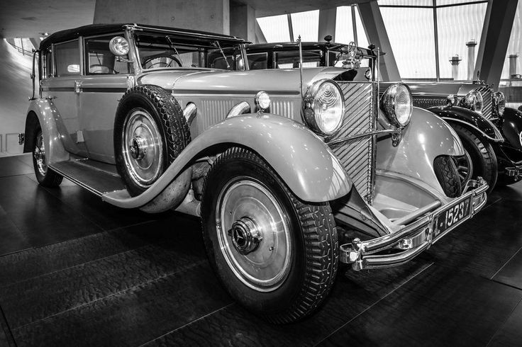 Mercedes-Benz 770 Grand Mercedes (1932) - Sergey Kohl / Shutterstock.com