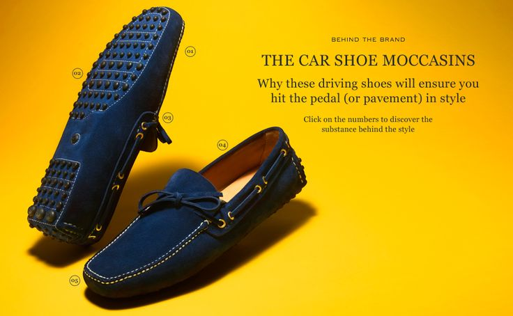 CAR SHOE | Behind The Brand | The Journal | MR PORTER