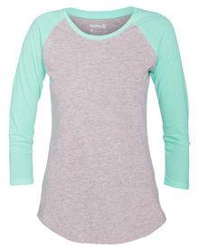 Hurley Perfect Ragland Womens T Shirt | Hurley