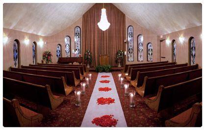 Las Vegas wedding chapels image