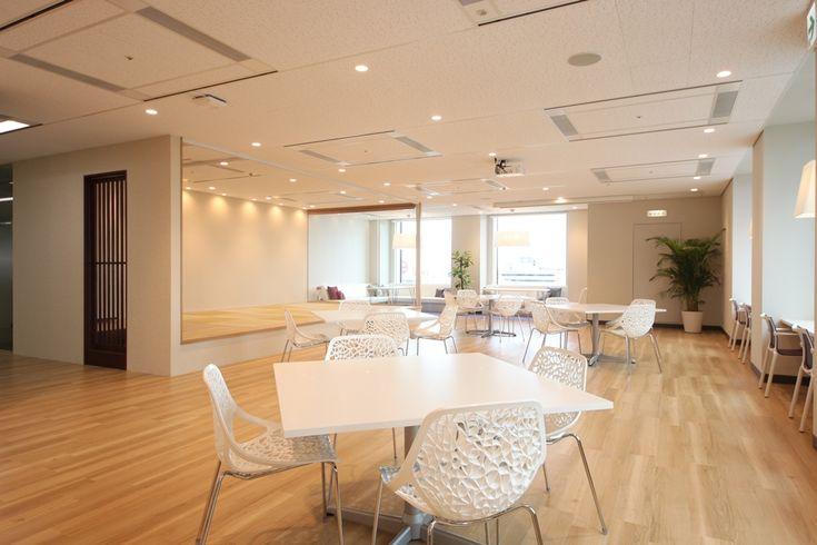 新しいワークスタイルが生まれるオフィス|オフィスデザイン事例|デザイナーズオフィスのヴィス
