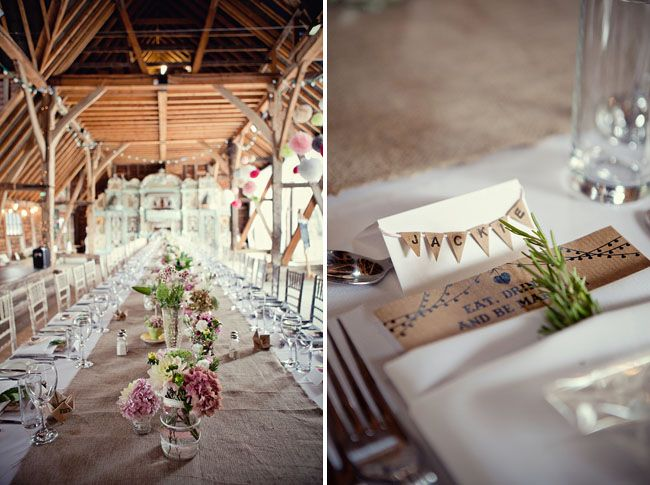Magical Vintage Carousel DIY Wedding in Preston Court Part 2 | Bridal Musings | A Chic and Unique Wedding Blog